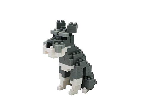 nanoblock - Puzzle 3D de 100 piezas (NAN-NBC120) , color/modelo surtido