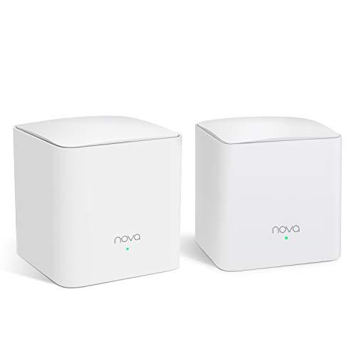 Zelt Nova System Mesh WiFi MW5G 2er-Pack