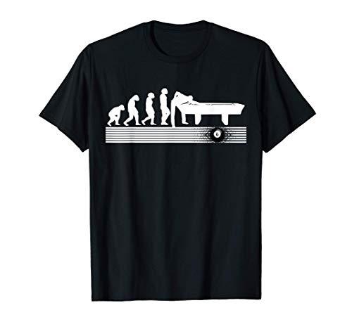 Snooker table de billard boules de billard Evolution billard T-Shirt