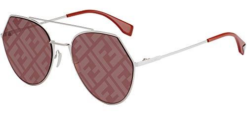 FENDI Eyeline Ff 0194/s, Gafas De Sol Mujer, Pld Oplbw (9CI 7Y)