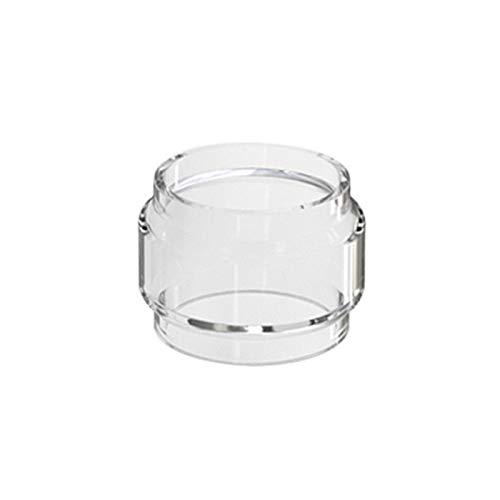 Qingtian-ceg Sostituzione del Tubo di Vetro di silice per Geekvape Cerberus Subohm Tank 5.5ml 4ml Adatta Nova TC 200W / Aegis Mini Kit 80W, Niente Tabacco o nicotina (Color : 5.5ml)