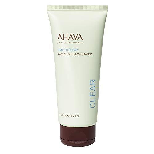 AHAVA Facial Mud Exfoliator, 100 ml