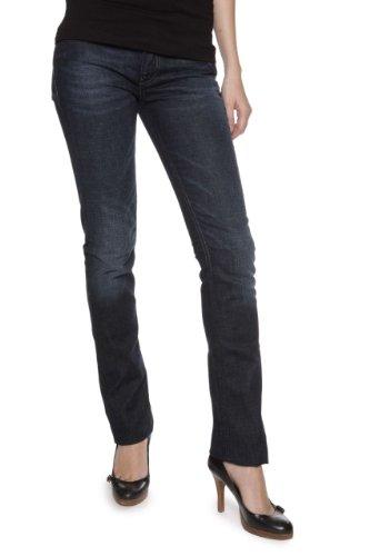 Diesel Damen Jeans Skinny Slim Leg Jeans LIV Wash 008FC, Farbe:...