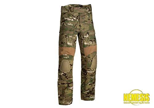 Invader Gear- Pantalon de Combat Predator (Multi-Camo, Small)