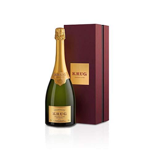Krug Grande Cuvée 168ème Edition Brut Champagne in Geschenkverpackung (1 x 0.75 l)