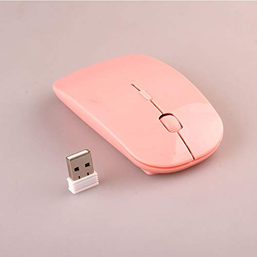 Silverdee Drahtlose Maus 2.4 G 10 M 1000dpi Notebook Computerzubehör Geschenk USB Exquisit entworfen Langlebig