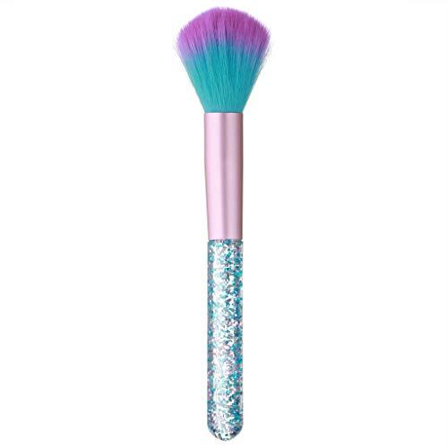 1 pc Pinceaux De Maquillage Ensemble Beauty Foundation Poudre Fard À Paupières Eyeliner Pinceau À Lèvres Quotidien Professionnel Outils de Maquillage