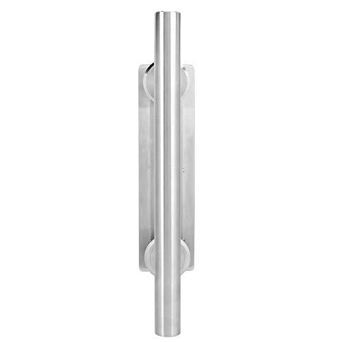 Manija de puerta, Manija de puerta corrediza de acero inoxidable, Artículos para el hogar para puertas de granero Armarios Armarios Puertas corredizas
