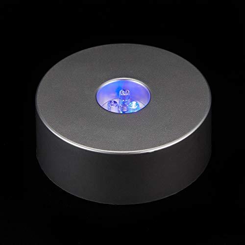 『レジン道具 パジコ 新LEDライト 3灯丸型 101616』の3枚目の画像