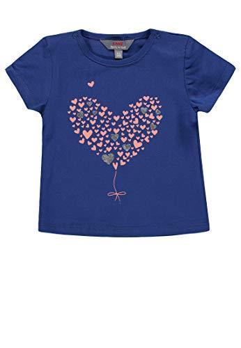 Kanz Baby-Mädchen 1/4 Arm T-Shirt, Blau (Early Autumn Bluebell 3272), 62
