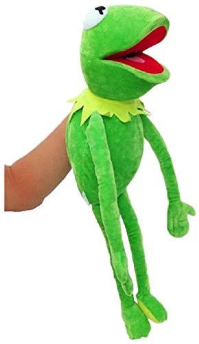 Plaza Sésamo El Show de los Muppets, juguetes de peluche de sésamo, Kermit La Rana Juguete suave, la rana de la felpa del animal relleno de la muñeca, marioneta de peluche de juguete for niños de jugu