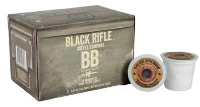 Black Rifle Coffee K-Cups 2 Boxes of 12 (24 - K cups) (Beyond Black)