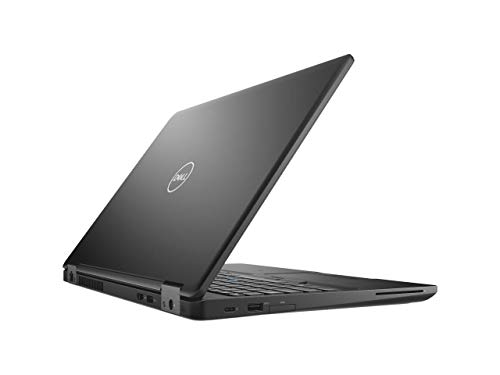 Dell Latitude 5490 14 Inch Laptop PC, Intel Quad Core i5-8350U up to 3.6GHz, 8G DDR4, 256G SSD, VGA, HDMI, Windows 10 Pro 64 Bit Multi-Language Support English/French/Spanish(Renewed)
