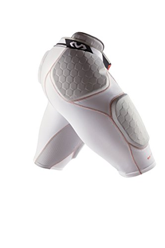 Mcdavid Rival Hex Padded Football Pants, Integrated Football Girdle, Lightweight & Flexible, Breathable Ventilation, Youth & Adult sizes