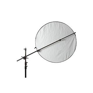 Delamax Reflektorhalter für runde und eckige Reflektoren von 10-165cm mit Befestigungskopf (B002JPMVQU) | Amazon price tracker / tracking, Amazon price history charts, Amazon price watches, Amazon price drop alerts