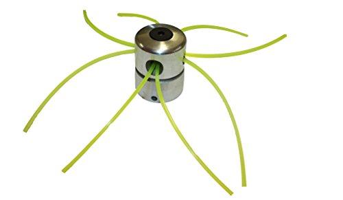 Bricoferr BFFU051-tête universel aluminium (desbrozador capillaire mâle Filetage)