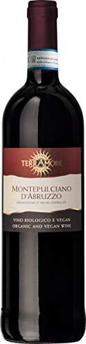 Bio-Montepulciano d'Abruzzo DOC TerrAmore Abruzzen Rotwein trocken