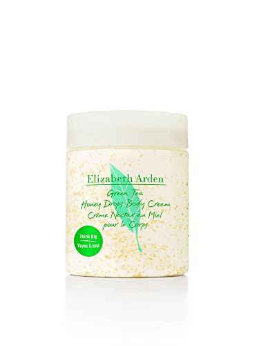Elizabeth Arden Green Tea – Honey Drops Body Cream, 500 ml, Bodylotion mit Tee-Extrakt, Honig & Shea Butter, beruhigt und pflegt trockene Haut, luxuriöse Körperpflege für...