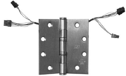 McKinney TA2714-QC8 Electric Transfer Hinge w/ ElectroLynx