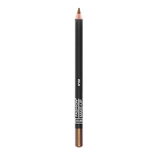 Fashion Make-Up FMU1130108 - Lápiz de ojos (madera n°8)