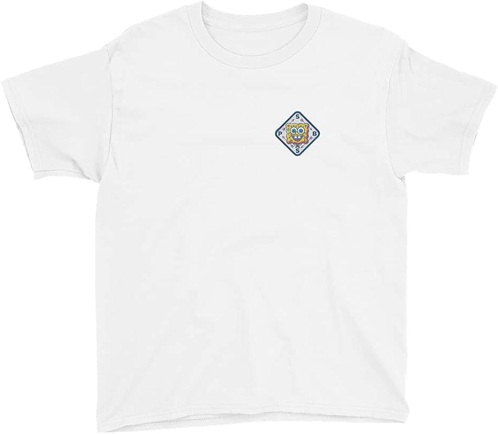 SpongeBob SquarePants Kamp Koral Kids Short Sleeve T-Shirt