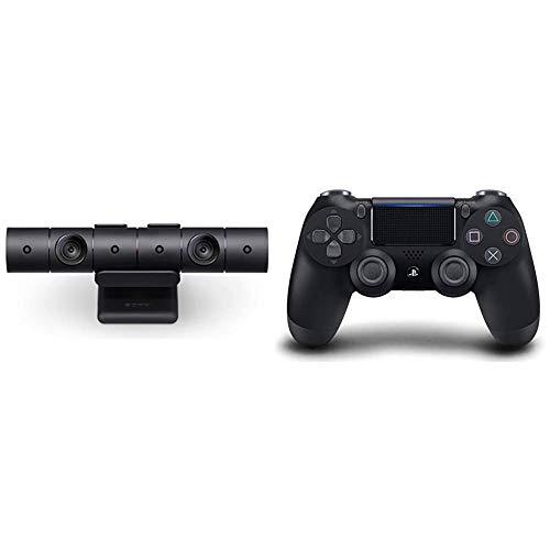 Sony PlayStation 4 Camera & DualShock 4 Wireless Controller for PlayStation 4 - Jet Black