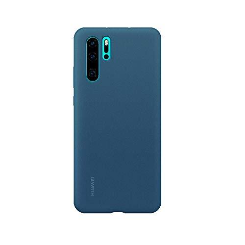 HUAWEI Cover Silicone Case P30 Pro, Blau