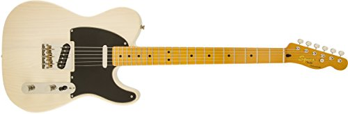 Best squier affinity telecaster hh electric guitar for 2021