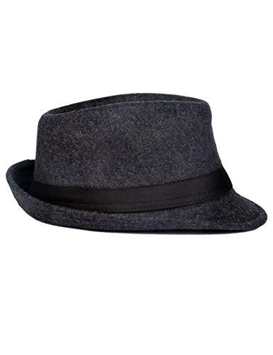 FBBULES Fedora Hut Damen Herrenhüte...