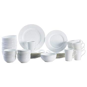 Mikasa Delray 40-Piece Dinnerware Set Service for 8