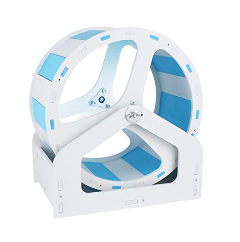 Hamster Wheel, Silent Hamster Exercise Wheel, Cage Activity...