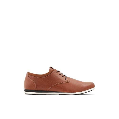ALDO Men's Aauwen-R Casual Sneaker, Light Brown, 12