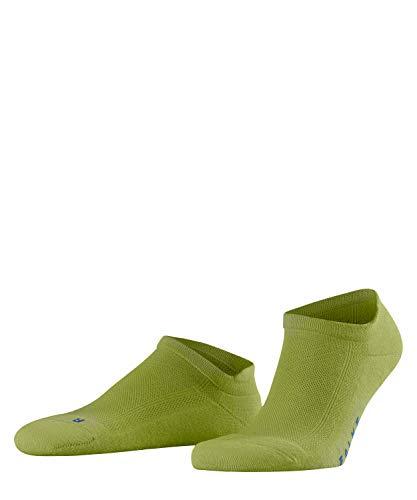 Falke Unisex Cool Kick Sneaker U Sn Sneakersocken, grün (bamboo 7187), 42-43