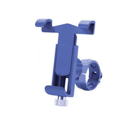 LLDKA aluminium telefoonhouder voor mobiele telefoons, fietsendrager voor fietsen en fietsen, vaste telefooncabine van Montagna