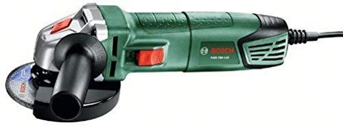 Bosch Home and Garden PWS 700-115 Smerigliatrice angolare Compac, 700 W, Black, Green