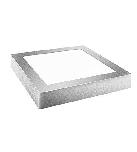 Plafonnier carré - David