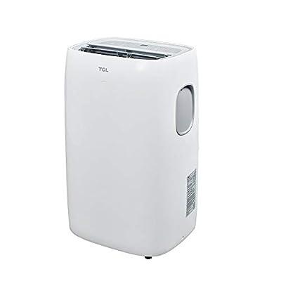 TCL 12P32 portable-air-conditioner, 12,000 BTU, White
