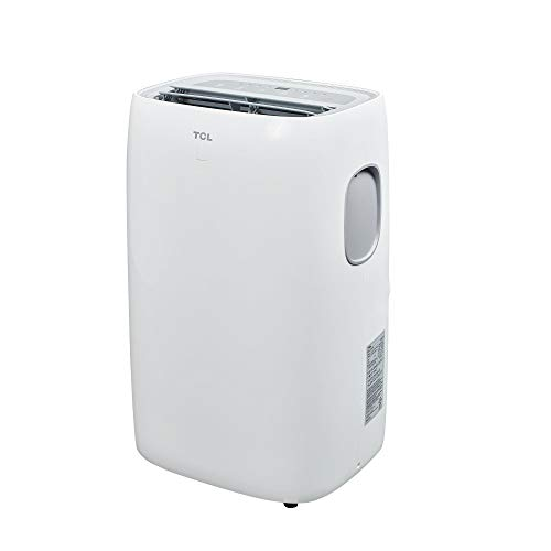 TCL 14PH31 portable-air-conditioner, 14,000 BTU + Heat, White