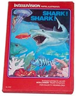 Shark! Shark! (Intellivision)