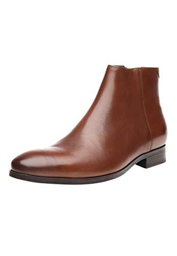 SHOEPASSION - No. 6821 BL - Stiefeletten - Flexibler Business- oder Freizeitschuh für Herren. Durchgenäht und handgefertigt aus feinstem Leder.