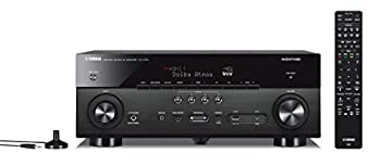 YAMAHA AVENTAGE RX-A780 7.2-Channel Network AV Receiver with MusicCast Wi-Fi and Bluetooth 5 HDMI in/2 Out