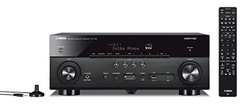 Yamaha AVENTAGE RX-A780 7.2-ch Dolby Atmos 160 W AV Receiver with Blueooth and Airplay