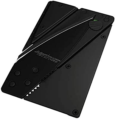 Holtzman's Credit Card Knife #1 Best Wallet Knife by #1 BEST