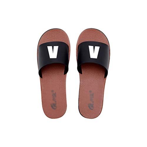 HJJ® Zapatos bts Kpop BTS zapatos de estilo simple de Corea versión del alfabeto de impresión zapatillas Clásica zapatillas BTS deslizadores de las sandalias de verano - Venta regalos A.R.M.Y caliente