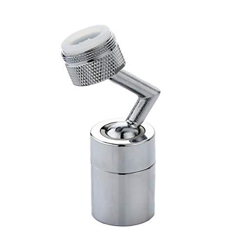 Universal Filtro Grifo De Boquilla, 720 ° Rotativo del Grifo De Suplemento De La Extensión, De Baño Grifo Montado para Lavado De La, Haga Gárgaras Y Eye Flush