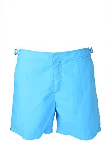 Orlebar Brown Luxury Fashion Mens Trunks Summer Light Blue