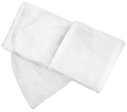 Connex Frühbeetvlies 5 x 1,5 m - 30 g/m² - PP - Schutz vor Frost - Luft- & wasserdurchlässig - Geeignet zur Ernteverfrühung - Unterstützt den Reifeprozess / Schutzvlies / Beet-Abdeckung / FLOR80230