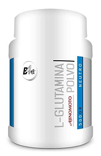 L-GLUTAMINA Ajinomoto™ POLVO 500 gramos Neutro