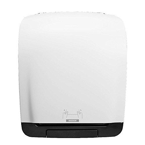 Katrin 90045 Inclusive System Papierhandtuchspender, Weiß