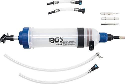 BGS 9782 | Handpumpe | 1500 ml | mit Adapter-Satz